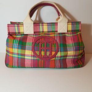 Tommy Hilfiger Plaid Bag